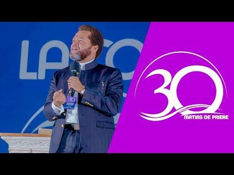 JESUS-CHRIST L'AMI PRECIEUX AVEC PASTEUR MARCELLO TUNASI DU 27 AOUT [30 MATINS 2017]