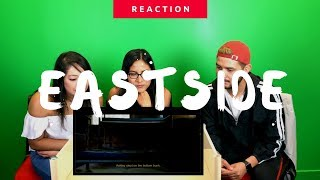 Benny Blanco, Halsey, & Khalid | Eastside (Official Mp3) Reaction | The Millennial Chisme