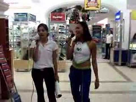 logamodels coppel karaoke movistar