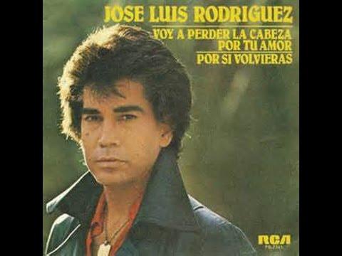 Voy A Perder La Cabeza Por Tu Amor - Jose Luis Rodriguez - Karaoke