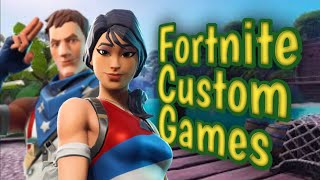 "Custom GamesMD Creator Code ""Fortnite"" live Ps4 Deutsch #WWG #TeamStilli"