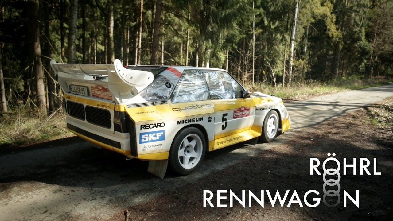 this audi sport quattro s1 e2 replica is keeping historic. Black Bedroom Furniture Sets. Home Design Ideas
