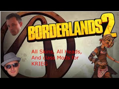 Full Download] Borderlands 2 All Skins Heads Gamesave For