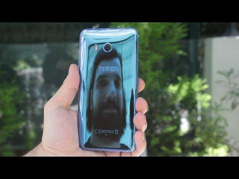 Sıkılabilen Akıllı Telefon HTC U11 İncelemesi