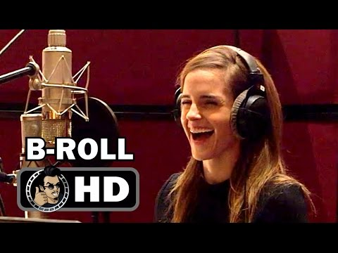 Thumbnail: BEAUTY AND THE BEAST Voice B-Roll Bloopers Footage (2016) Emma Watson Disney Movie HD