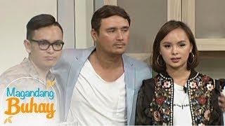 Magandang Buhay: John and his children