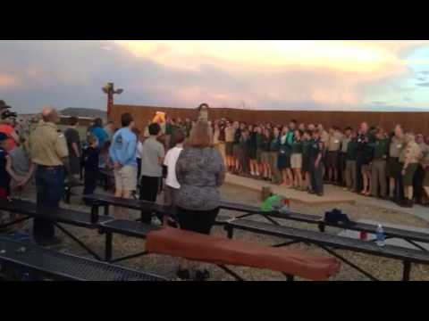 Philmont Scout Ranch Closing Song