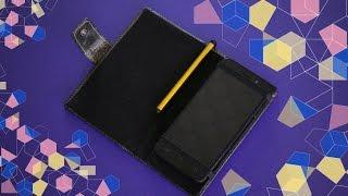 как самому сделать чехол для смартфона или планшета с собственным дизайном