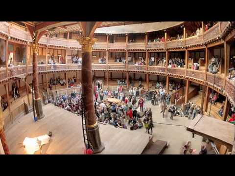 London Tour: The Globe Theater