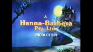 Drak Pack 1980 Hanna Barbera Cartoon Closing Credits