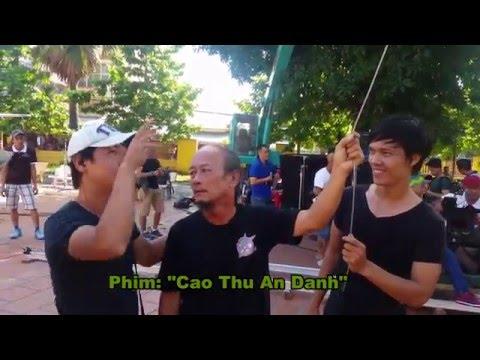 Canh quay tai Lang Ong Ba Chieu quan Binh Thanh.