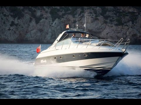 [OFF MARKET] Windy 42 Grand Bora (MAKANYANE) - Yacht for Sale - Berthon International Yacht Brokers