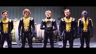 X-Men: First Class - Booty Call (Sean, Alex, Hank)