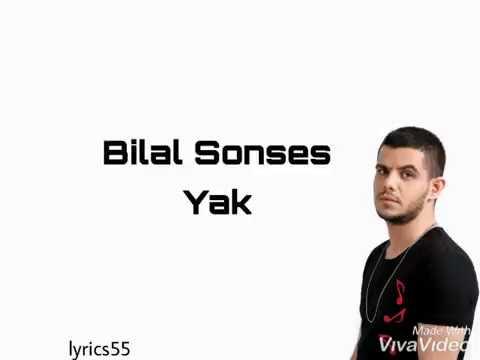 Bilal Sonses - Yak | Lyric