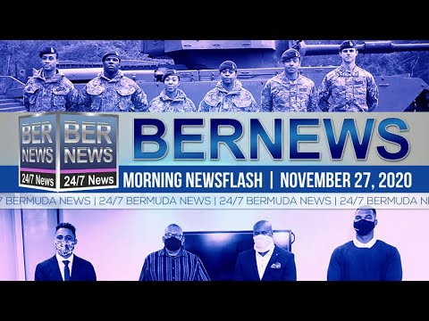 Bermuda Newsflash For Friday, Nov 27, 2020