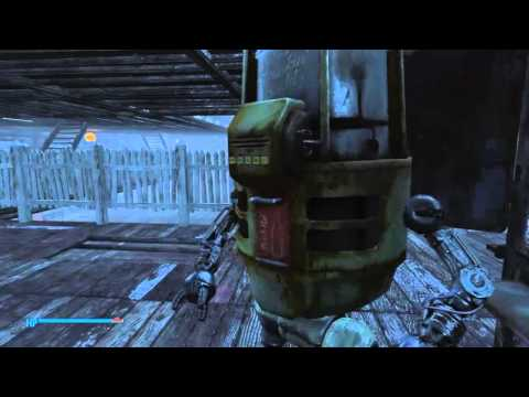 Fallout 4 Paradise Point Settlement Fortress Survival lvl 53