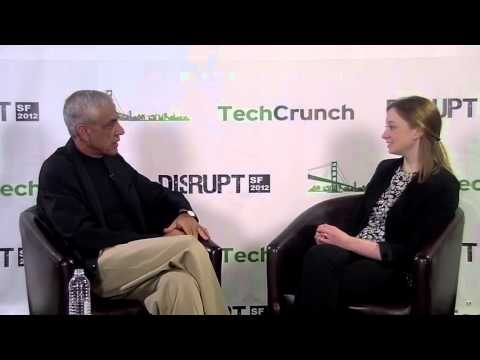 Backstage With Vinod Khosla
