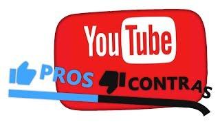 Was an YouTube gut und schlecht ist