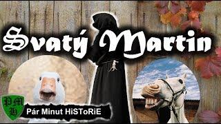 Svatý Martin - proč jíme husu a pijeme víno? | Pár Minut HiSToRiE