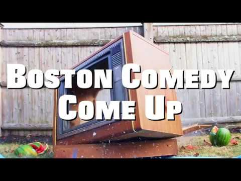 Boston Comedy Come Up With Host Tony V Coming to Shubert Theatre April 14