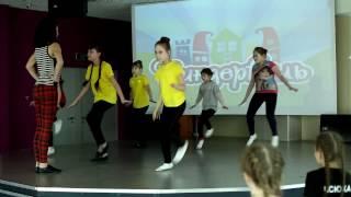 Танцы с ДЕТKDIS Занятие 2. Русский народный театр