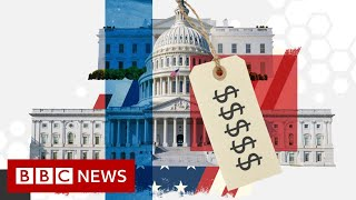 US election 2020: What does it cost and who pays for it? - BBC News