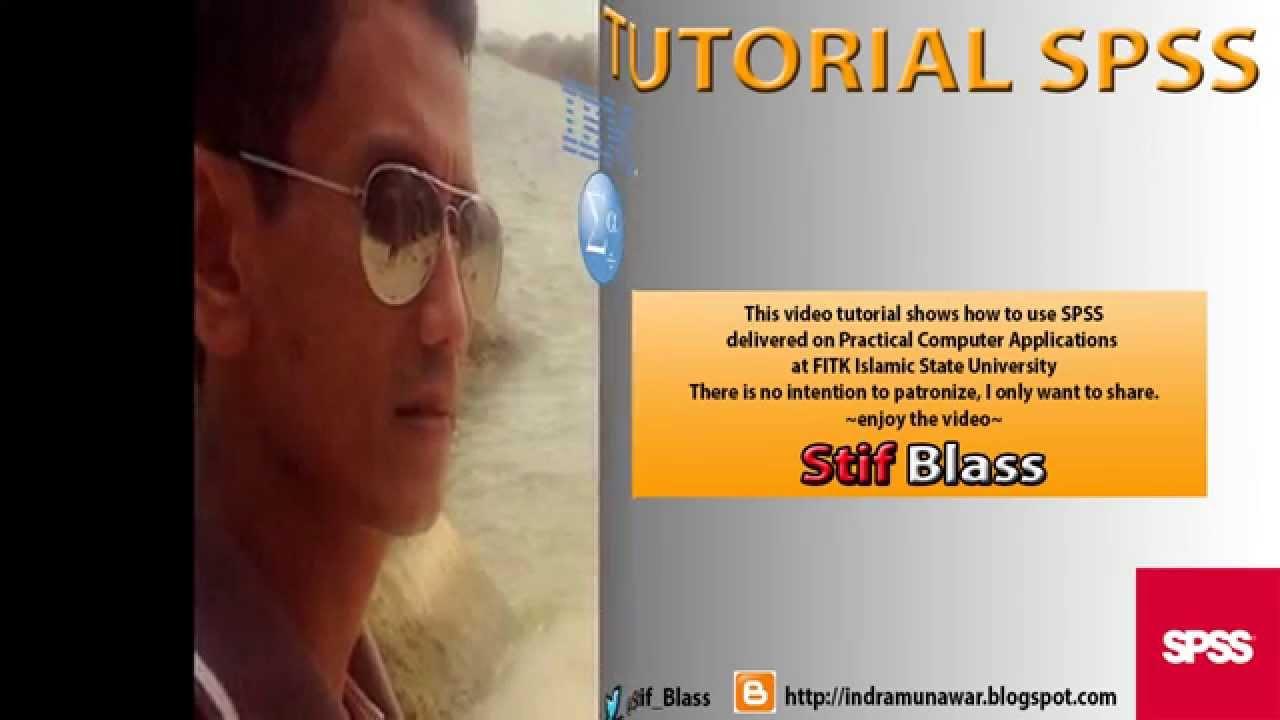 Tutorial spss bagian 1 pengenalan spss youtube tutorial spss bagian 1 pengenalan spss ccuart Image collections