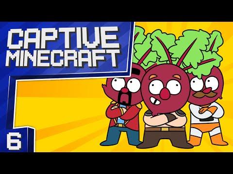 #BEETROOTBOYS - Captive Minecraft 1.10 [#6]