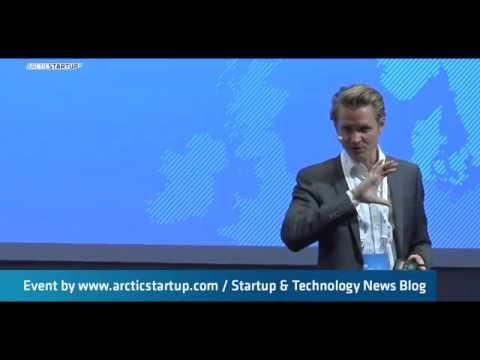 Niklas Adalberth of Klarna at Arctic15