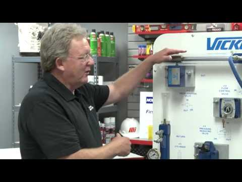 MiHow2 - Eaton/Vickers - How to Set a Pressure Reducing Valve in a  Hydraulic System