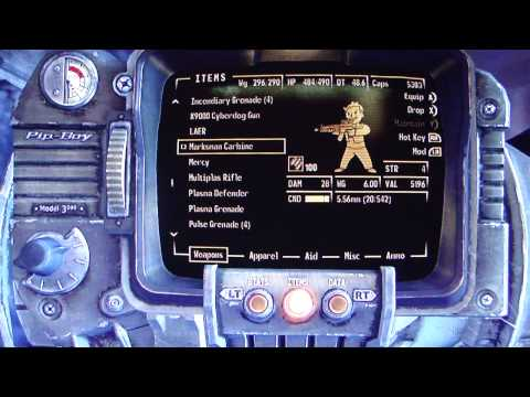 Fallout New Vegas: Lonesome Road DLC Buy or Deny? Part 5 |