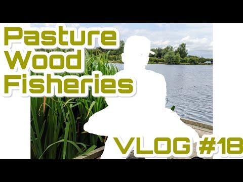 Pasture Wood Fisheries Carp Fishing Yorkshire VLOG #18