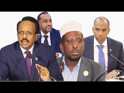 Deg Deg: Mashuulka Villa Somalia, Md Farmaajo oo Siyaasad Cusub lasoo baxay & M/Goboleedyada..