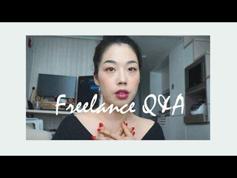 Freelance Q&A I 프리랜서 이야기 I 유튜브, 과외, 번역, 일 구했던 경로 I 김갈릭