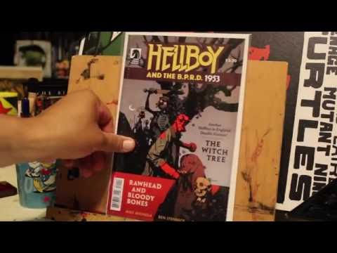 COMIC BOOK HAUL #15: POTENTIAL, PHILOSOPHY, and COMICS!!!