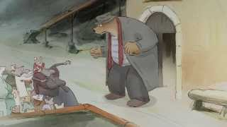 Ernest & Celestine trailer español estreno 20/12/13