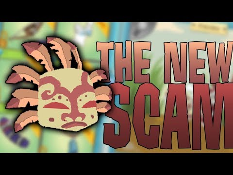This New Scammer Is Very Dangerous! (Warning) | Animal Jam