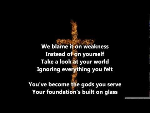War of ages - Redeemer (with lyrics)