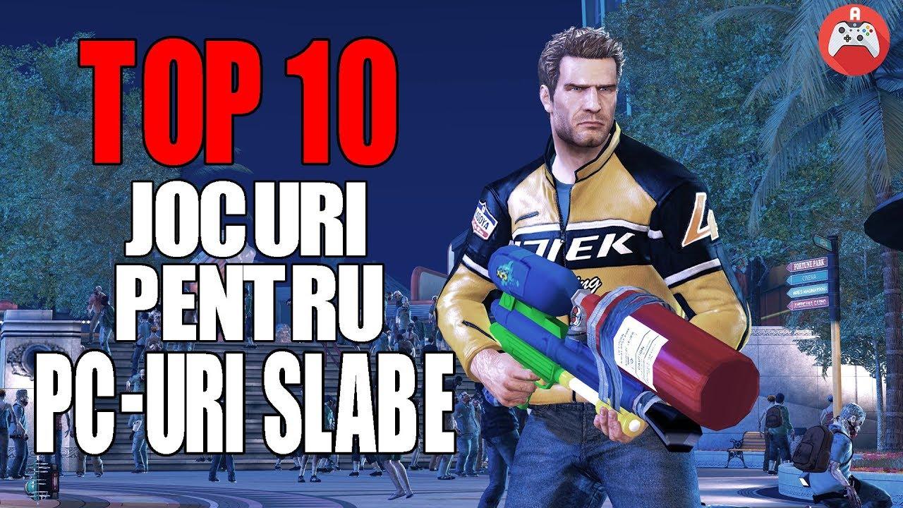 TOP 10 JOCURI pentru CALCULATOARE SLABE(+DOWNLOAD LINK)