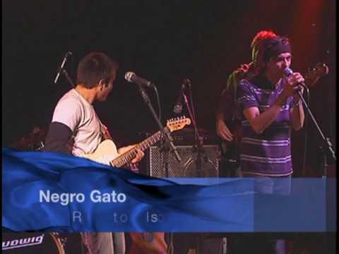 Negro Gato - Gabriel Guerra & Charles Master