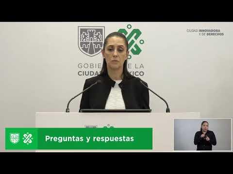 Videoconferencia de prensa 08/06/20
