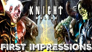Knight Online: First Impressions