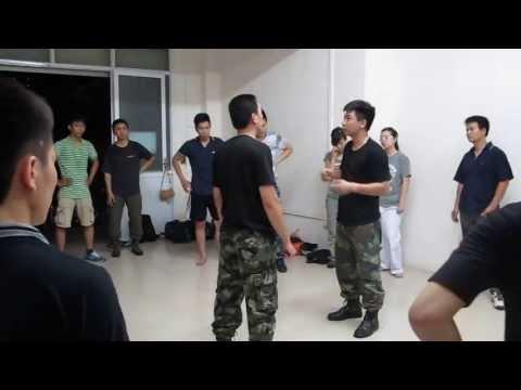 CLB võ thuật Tự vệ chiến đấu buổi 3 p1
