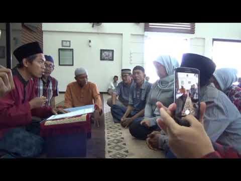 BULE SWEDIA MASUK ISLAM.SAFARI MASJID