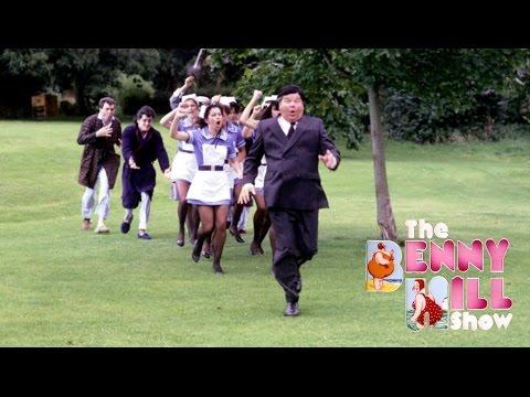 Benny Hill - Hospital Hi-Jinx w/Closing Chase (1986)