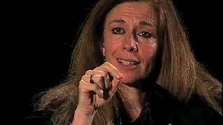 The poet Jorie Graham in conversation with the famed host of Bookworm, Michael Silverblatt