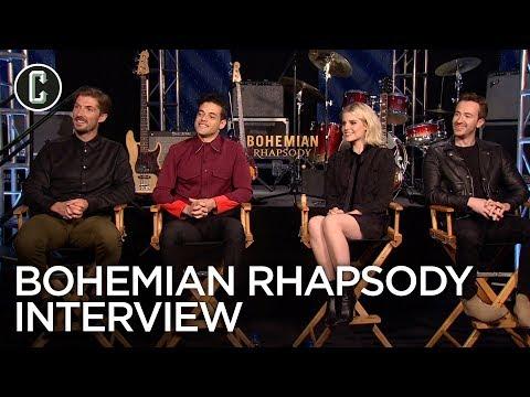Bohemian Rhapsody: Rami Malek and Cast on Favorite Queen Songs