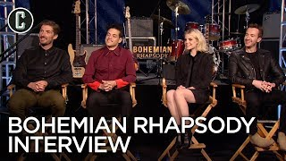 Bohemian Rhapsody: Rami Malek and Cast on Favorite Queen Songs
