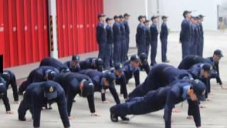 天水圍香島中學16/17消防訓練營Day5即日回顧