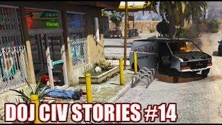One of Civ Ryan's most viewed videos: GTA5 RP | DOJ Civ Stories #14 - 24/7 Murders
